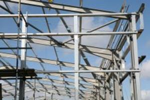 This image shows some of our structural steelwork. Fusion Engineering Services, sherburn in elmet.